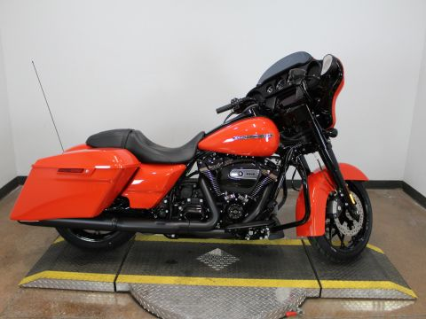 New 2020 HD Touring Street Glide Special